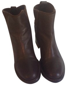 Dana Davis Brown leather Boots