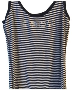 bebe Top Striped