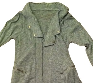 Poof Apparel Gray Jacket