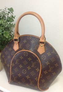 Louis Vuitton Ellipse Pm Satchel in Monogram