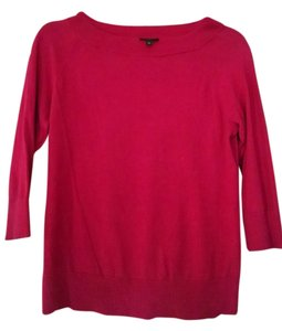 Talbots Boatneck 3/4 Sleeves Sweater