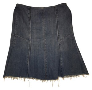 White House | Black Market Skirt Denim