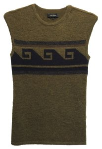 Isabel Marant Vest Vest Wool Sleeveless Sweater