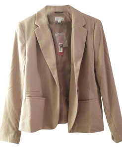 Mossimo Supply Co. Tan Blazer