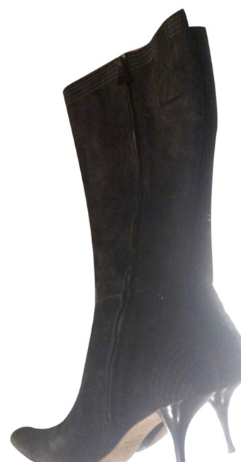 Item - Brown Suede Sexy Boots/Booties Size US 9 Regular (M, B)