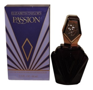 Elizabeth Taylor Passion by Elizabeth Taylor, 1.5 oz Eau De Toilette Spray for Women