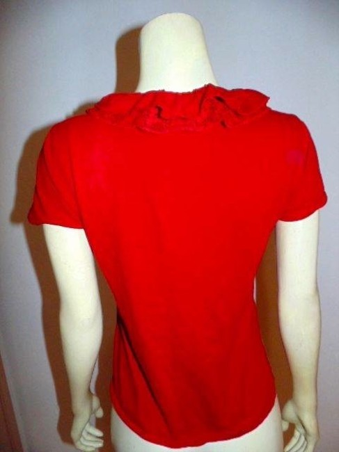 Ralph Lauren Size Large Summersale Top RED