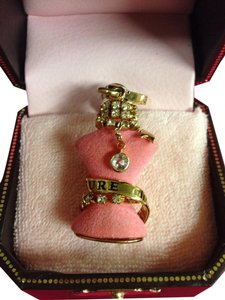 Juicy Couture JUICY COUTURE PINK & GOLD PAVE RARE MANNEQUIN
