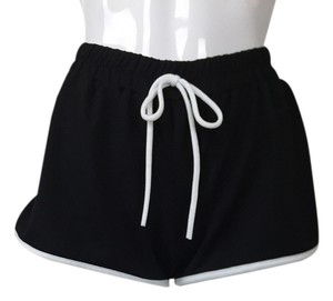 Other White Black Shorts