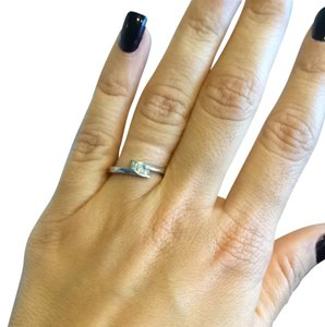white gold White Gold 14k Ring