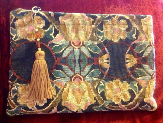 Elliva Tapestry Cosmetic bag/Clutch