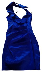 Arden B short dress Blue on Tradesy