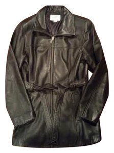 Jacqueline Ferrar Leather Lambskin Leather Jacket