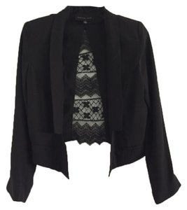 English Rose Blac Blazer