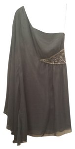 Free People One Embellished Evening Flowy Chiffon Dress