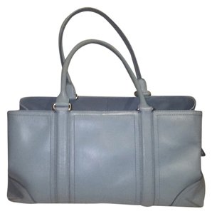Ann Taylor Satchel in Baby Blue