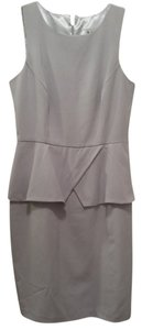Ava & Aiden Sleeveless Peplum Dress