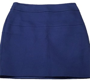 Club Monaco Skirt Royal Blue