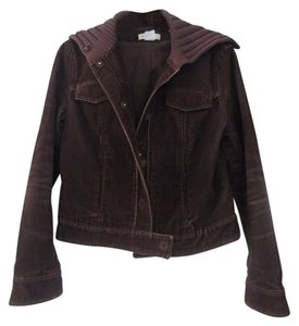 J.Crew Brown Womens Jean Jacket
