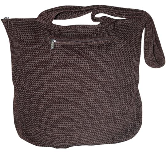 THE SAK Tote in CHOCOLATE BROWN
