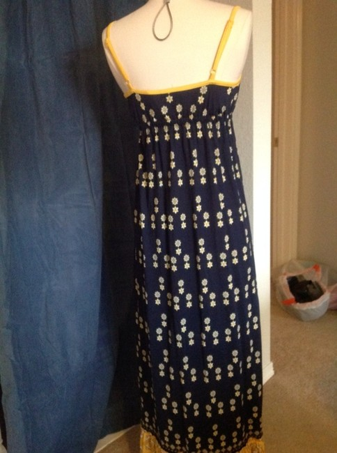 Regal Blue Maxi Dress by Juicy Couture