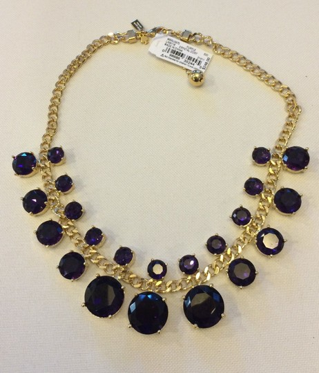 Kate Spade Rare Kate Spade Crystal Cort Necklace NWT Image 1
