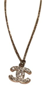 Chanel Collier Chanel Crystal Necklace