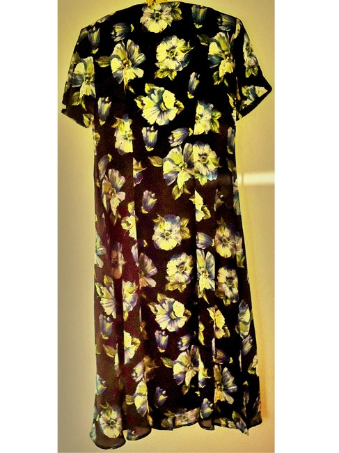 floral Maxi Dress by Leslie Fay Image 1