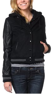 OBEY Leather Jacket