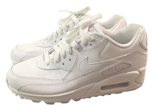 Nike Air Max Sneakers 90 Gs White Athletic