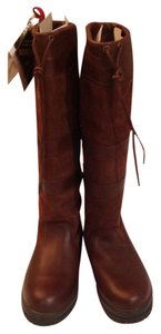 Dubarry Brown Wedges