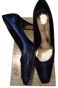 J. Renee Navy Pumps