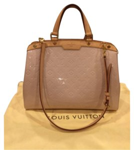Louis Vuitton Satchel in Rose ( Light Pink)