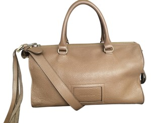 See by Chloé Satchel in Taupe