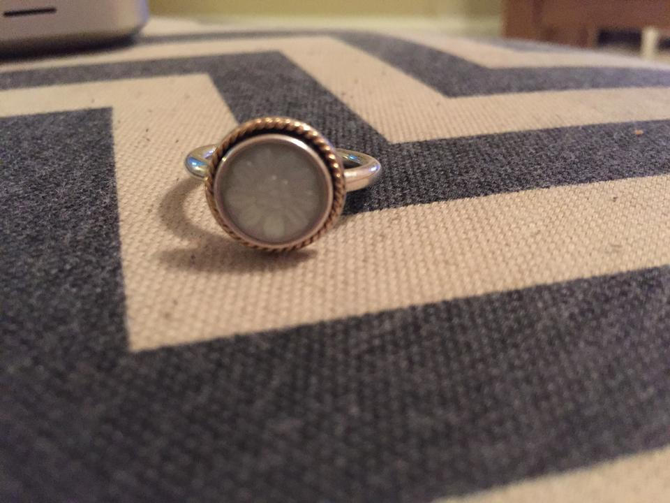 Pandora Mother Of Pearl Ring Review