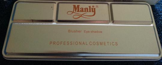 Manly Manly Professional Cosmetics Eye shadow palette