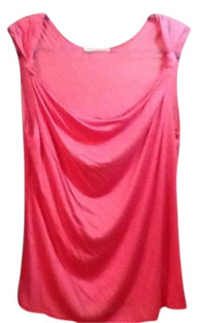 Preload https://img-static.tradesy.com/item/8758/claudia-richard-pink-scoop-neck-t-tee-shirt-size-14-l-0-0-650-650.jpg