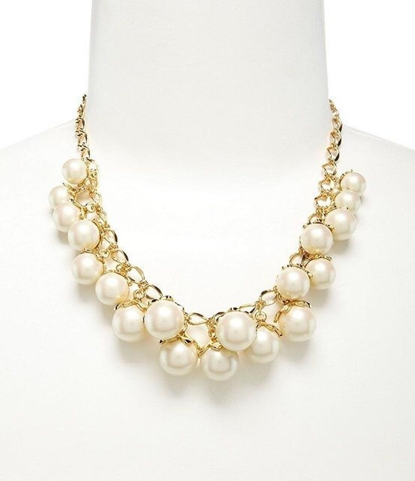 Kate Spade Petaled Pearls Necklace Nwt Each