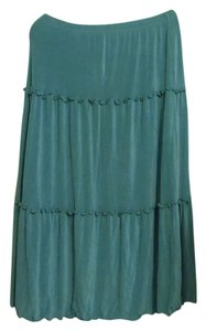 Citiknits Maxi Skirt Light Teal