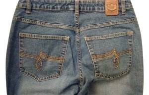 Jag Jeans Straight Leg Jeans-Light Wash