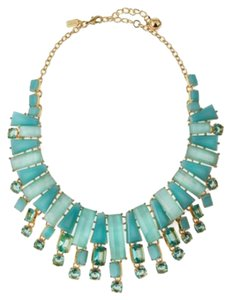 Kate Spade Perfect for Tropical Get Away! Kate Spade Beach Gem Necklace NWT Soothing Bit of Winter Zen...