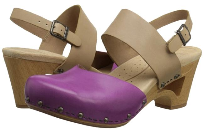 Item - Orchid Pink Thea Full Grain Leather Mules/Slides Size US 11.5 Regular (M, B)
