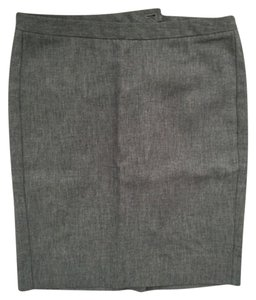 Gap Skirt Black; Gray