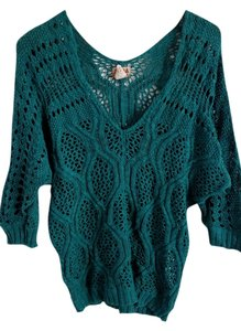 Mudd Teal Sweater
