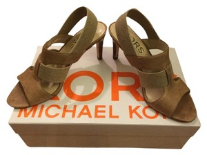 Michael Kors Taupe Sandals