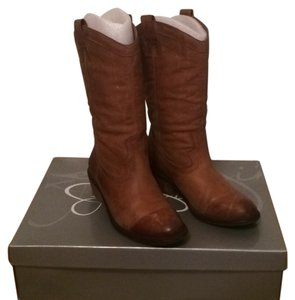 Jessica Simpson Light Tan Boots
