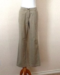 New York & Company Boot Cut Pants Khaki