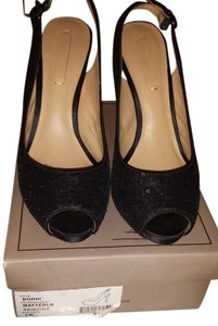 BCBGMAXAZRIA Matte Black Formal
