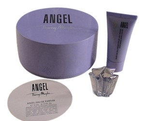 Thierry Mugler Angel by Thierry Mugler eau de parfum and Perfuming Hand Cream set