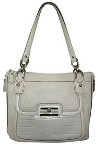 Coach Kristin Spectator #18303 Sv/ph Shoulder Bag